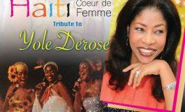 Haïti-culture :Un Hommage Sublime à Yole Dérose à Miami