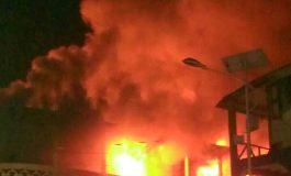 Incendie à Jacmel : importants dégâts matériels et un blessé