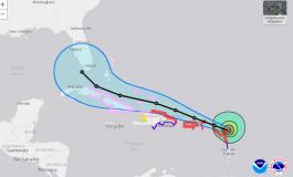 Ouragan Irma: l'impact du réchauffement climatique en question