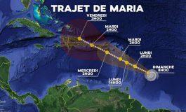 Danger : Maria devient un « super » ouragan… de catégorie 5