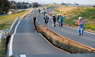 Japon a été frappé par 42, 290 tremblements de terre en 2017