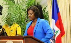 Football ː la Première Dame de la République a offert une réception en l'honneur des filles U20