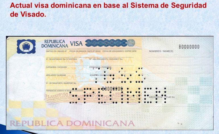 Le visa dominicain passe de 230 à 375 dollars US