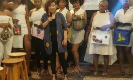 Fashion show: Collection Zansèt présent à Port-au-prince
