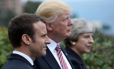Les Etats-Unis, la France et le Royaume-Uni frappent la Syrie