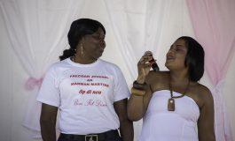 Martine Moise célèbre les mères à Marmont dans le Plateau Central