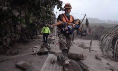 Au moins 62 morts en raison de l'éruption du volcan Fuego au Guatemala