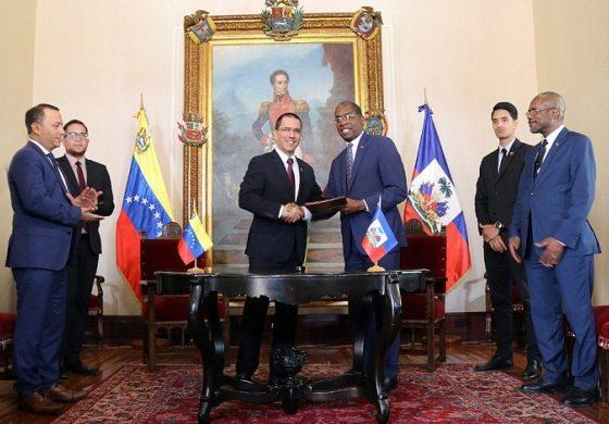 Petrocaribe : Réactivation du programme et nouvel accord entre Haiti et Vénézuela
