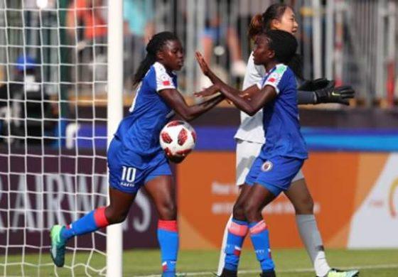 Coupe du Monde U20: Mauvaise entrée en lice pour les grenadières