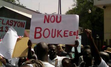 Marche : Les haïtiens dans la rue contre la corruption et le gaspillage de fonds publics