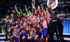 L'Atletico remporte la Super Coupe d'Europe