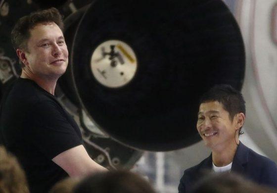 Un milliardaire et des artistes seront les premiers touristes sur la lune