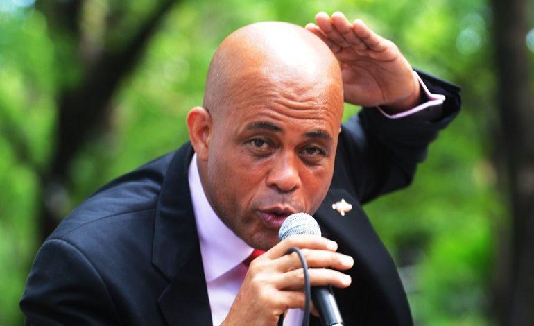 « Je suis en faveur de la reddition de comptes sur l'utilisation des fonds PétroCaribe » déclare Michel Martelly