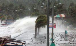 Le typhon Mangkhut, une grande menace pour les Philippines