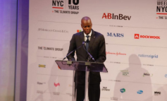A New-York, Jovenel Moïse se positionne contre les émissions de gaz à effet de serre...
