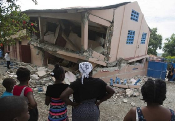 Le bilan du séisme s'alourdit ː au moins 14 morts