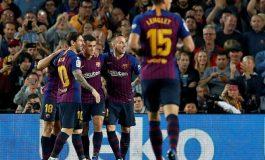 Le Barça s'impose face à Séville mais perd Messi