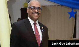 Dr Jack Guy Lafontant : Premier Ministre