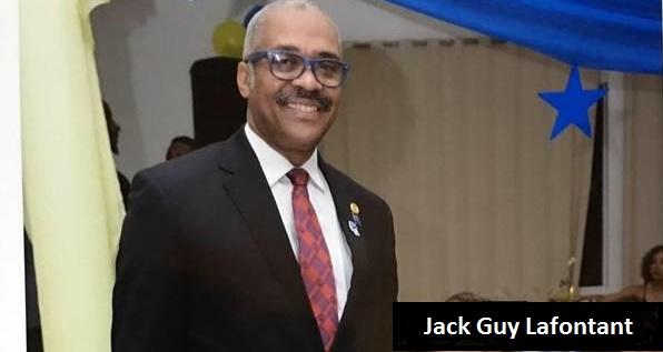 Jack Guy Lafontant a reçu le ticket des Sénateurs…