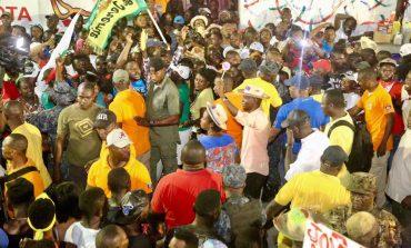 Deuxième Jour du Carnaval : Jovenel Moise à Port-au-Prince!