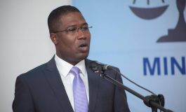 Ministre Camille Edouard Jr : j'ai agi au nom de l'Etat Haïtien…