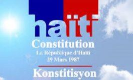 Haiti : 30 ans de constitution, et depuis... ?