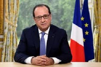 Le Président français rend hommage à Préval…