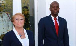 """Visite officielle de Michèle Bachelet : Tout """"part""""et pour le Chili"""