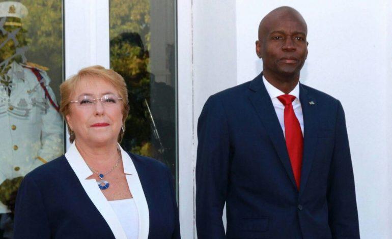 Visite officielle de Michèle Bachelet : Tout «part»et pour le Chili
