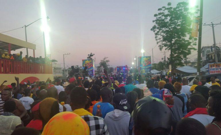 Carnaval national 2017: Un mercredi des cendres sans pénitence…