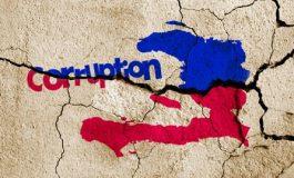 Haïti : la corruption en tout et partout...