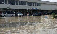 Flash: l'aéroport Toussaint  Louverture est inondé