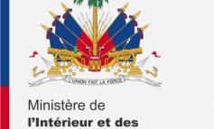 Mauvais temps sur Haïti, le MICT informe et la DPC s'active