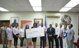$ 40,000.00 US pour le Ministère du Tourisme
