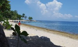 Haiti : La grève m'a permis d'aller à la mer...