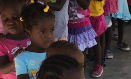 861 enfants ont été évacués par le Bien-Etre Social