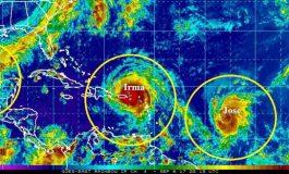 Irma est dans le Nord et Jose devient un ouragan de catégorie 3