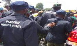 «Des militaires» accueillent Jovenel, une offense au Ministère de la Défense