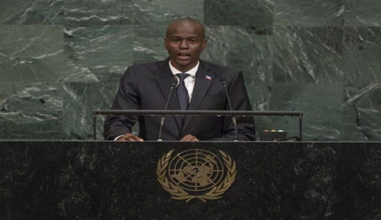 Jovenel Moise à l'ONU : l'intégralité de son discours