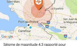 Qui a dit que le Plateau Central est à l'abri de séismes