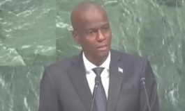 Les points saillants du grand oral de Jovenel Moise à l'ONU