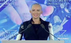 L'Arabie Saoudite, premier pays du monde à accorder la citoyenneté à un robot