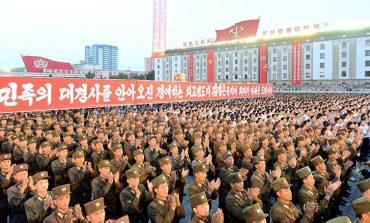 4,7 Millions de volontaires nord-coréens prêts à anéantir «l'empire pervers» de Trump