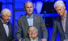 Etats-Unis : accusé d'attouchement par une actrice, George Bush senior présente ses excuses