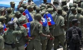 PM Lafontant mobilisé contre les démonstrations des militaires démobilisés