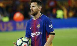 Les trois challenges de Messi pour 2018