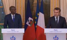 """La France se place au premier rang dans """"le train/caravane"""" du changement en Haïti"""