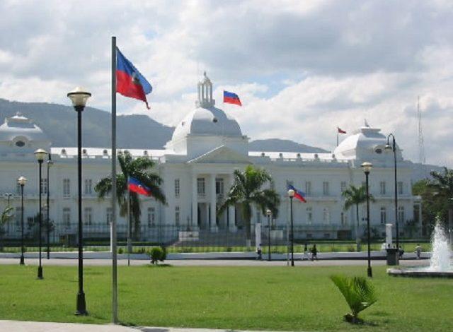 La reconstruction du Palais National démarre ce 12 janvier