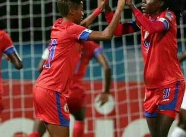 CONCACAF Feminin, les Grenadières U20 ont gagné leur premier match