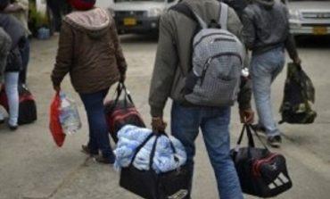 L'immigration haïtienne au Chili a augmenté de 114% en 2017